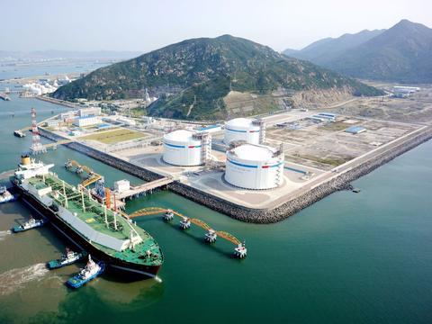 中国海油累计向澳门输气突破10亿方 安全稳定供应超13年