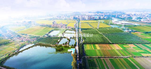农业观光体验园规划设计目标 建科园林景观