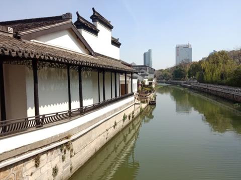 """江苏这条百年老街,至今400多年历史,被誉为""""江南名士第一巷"""""""