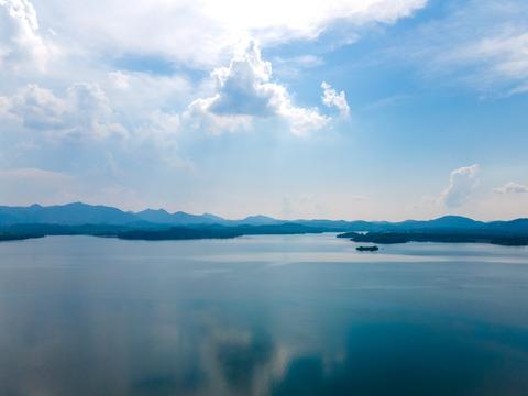 """宜兴""""被忽略""""的山水秘境,前身是一座水库,人少景美还不要门票"""