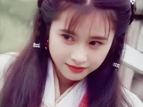 何美钿人如其名又美又甜:钟灵小可爱,最美尼姑仪琳