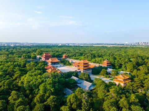 被忽略的世界文化遗产,藏在沈阳城市公园中,气势宏伟的皇家陵寝