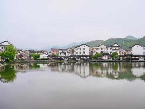 杭州少有人知的古村,千余年前就规划了排水系统,至今依然在用