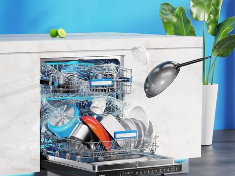 洗碗机行业哪个品牌增幅最快?可能很多人没想到!