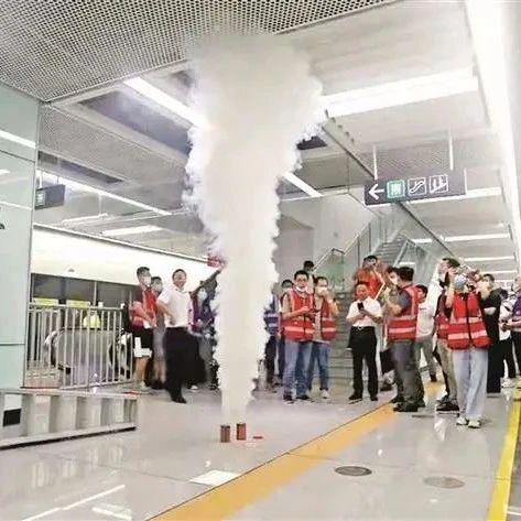 @深圳市民,你们离无人驾驶地铁又近了一步