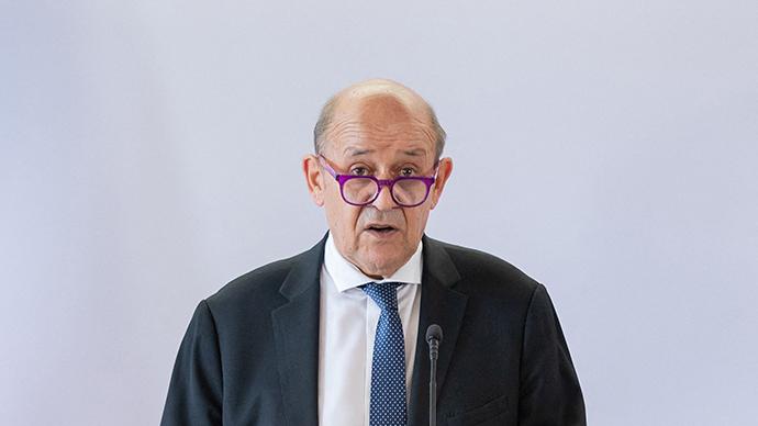 法国在联大呼吁欧洲国家认真思考与美国的同盟问题