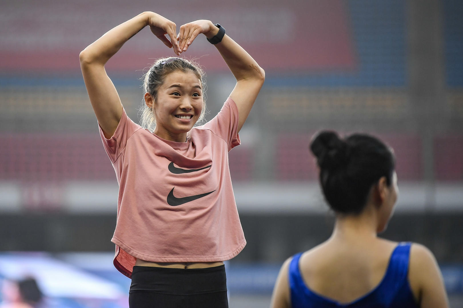 聚焦全运会|女子100米栏摘银 吴艳妮:下一届冠军一定是我的