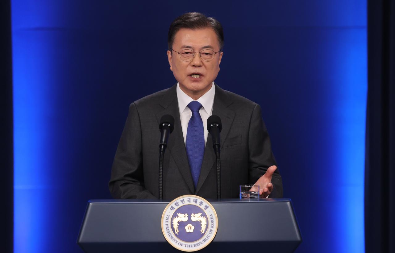 文在寅在联大呼吁尽快恢复韩朝、美朝对话