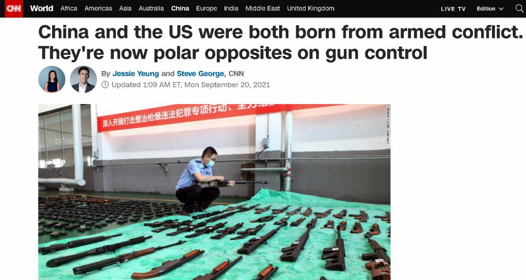 CNN就这一丁点客观内容 都让美国反华势力心态爆炸