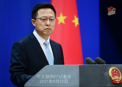 外交部:中俄巴三国阿富汗问题特使共同访问喀布尔