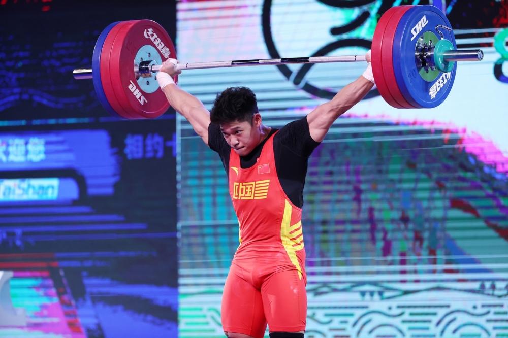 重庆第二金!李大银全运会举重81公斤级夺冠