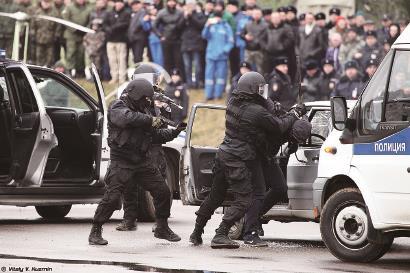 乌克兰间谍摸进俄军工重镇