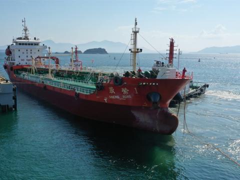 广州石化新建5000吨级燃料油码头投产 设计年吞吐量为190万吨