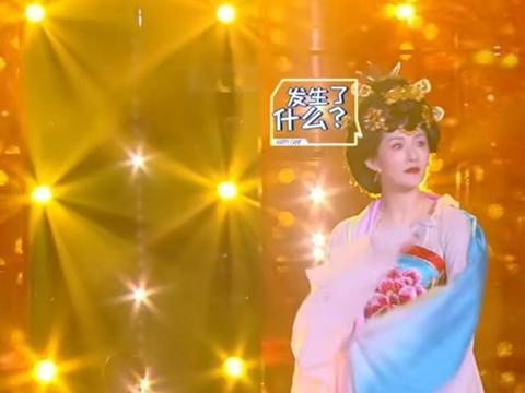 43岁李玉刚久违上快本!与谢娜合唱新贵妃醉酒,一扫疲态状态获赞