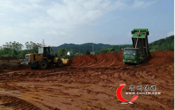 """昭平马江镇:""""红色引擎""""助推园区建设跑出""""加速度"""""""