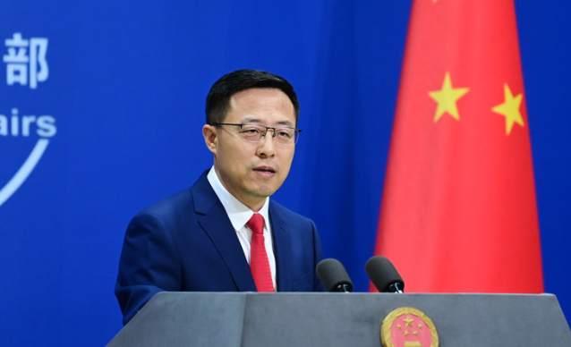 外媒就澳核潜艇问题称中国也有,赵立坚现场科普