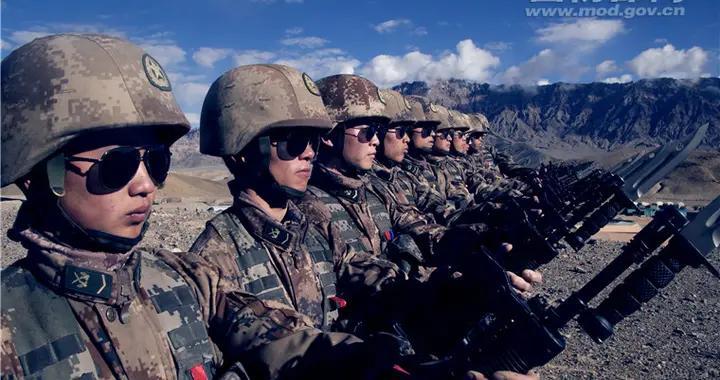 海拔4200米雪域,一场刺杀训练激战正酣