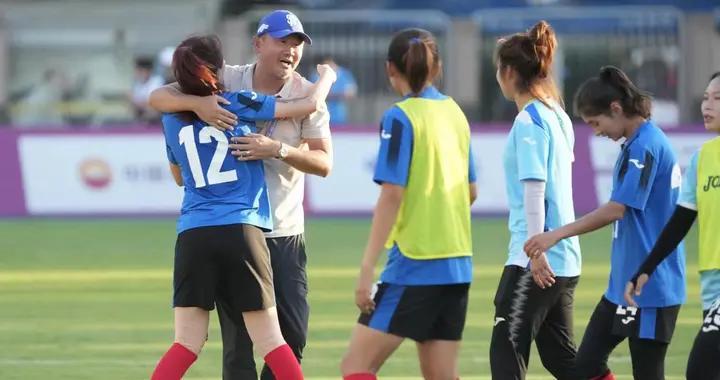 挑战奥运联合队 北京女足表示没有压力