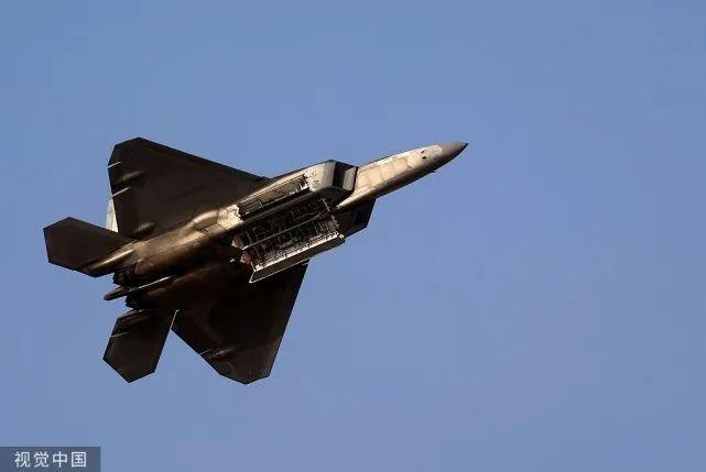 美国太平洋空军司令:只要澳大利亚开口,F