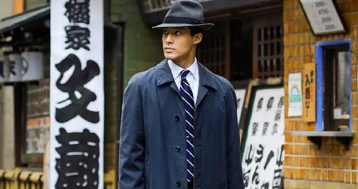 日本街头的浴血黑帮,完美诠释西装暴徒,教40岁男人如何穿西服?