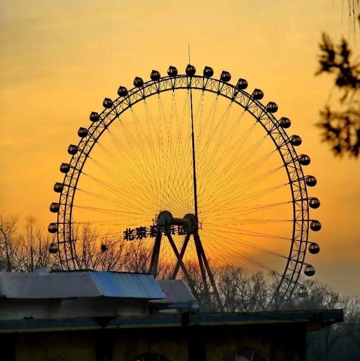 记忆中的摩天轮回来了!北京龙潭中湖公园今天开园