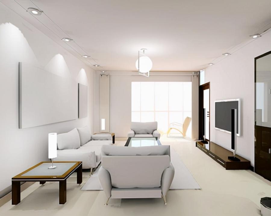 沐鸣平台装修网 室内设计师教你装修客厅,轻松营造出大气感,想不高级都难