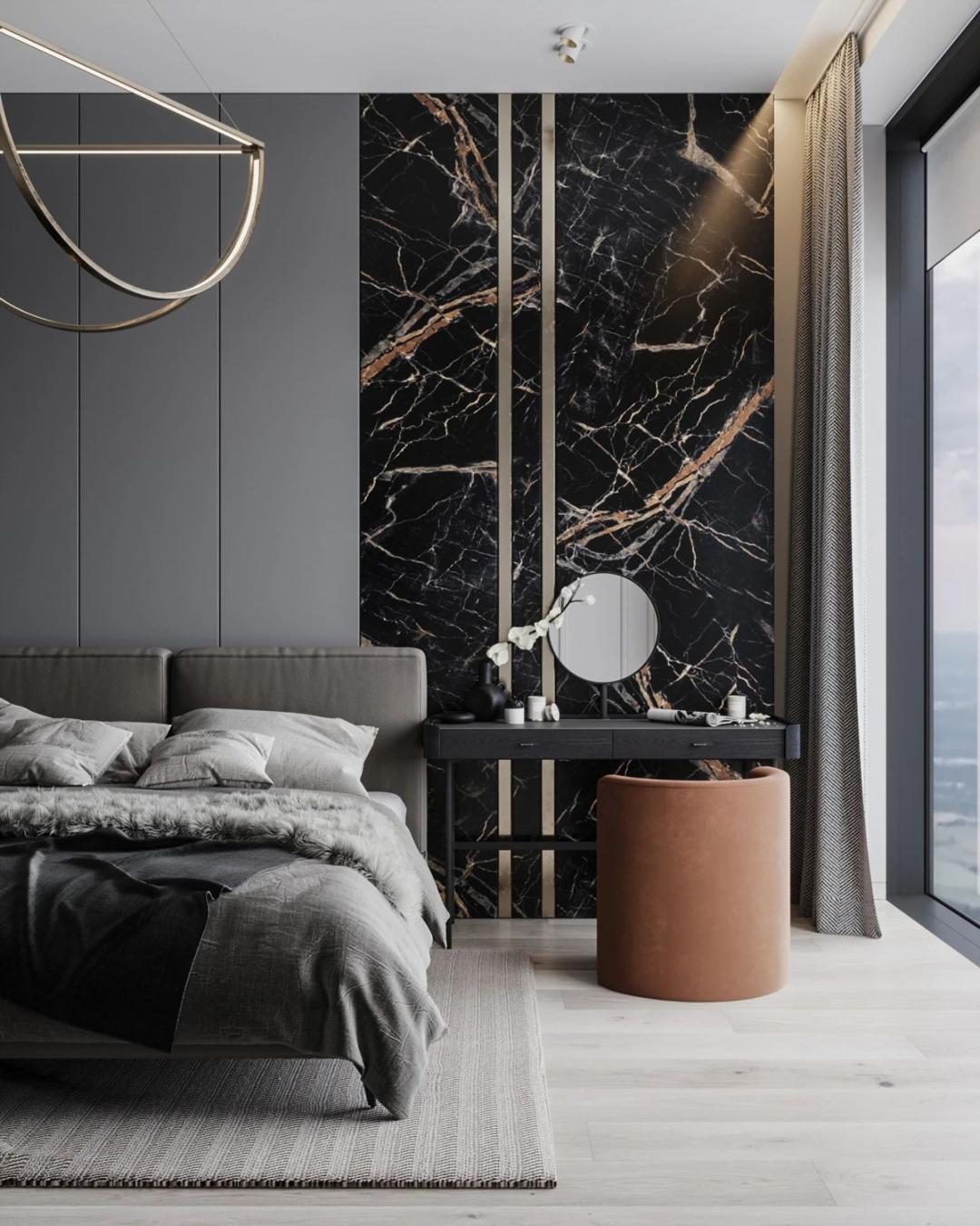 沐鸣2注册登录 这么漂亮的卧室装修设计,尽显优雅与时尚!