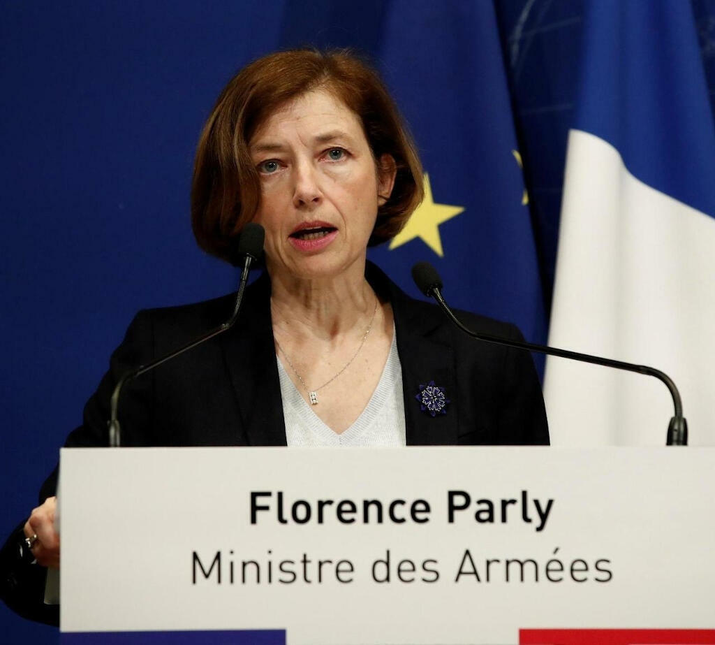 """法国防长:""""为欧洲伙伴敲响残酷警钟,只关注中国的<a href="""