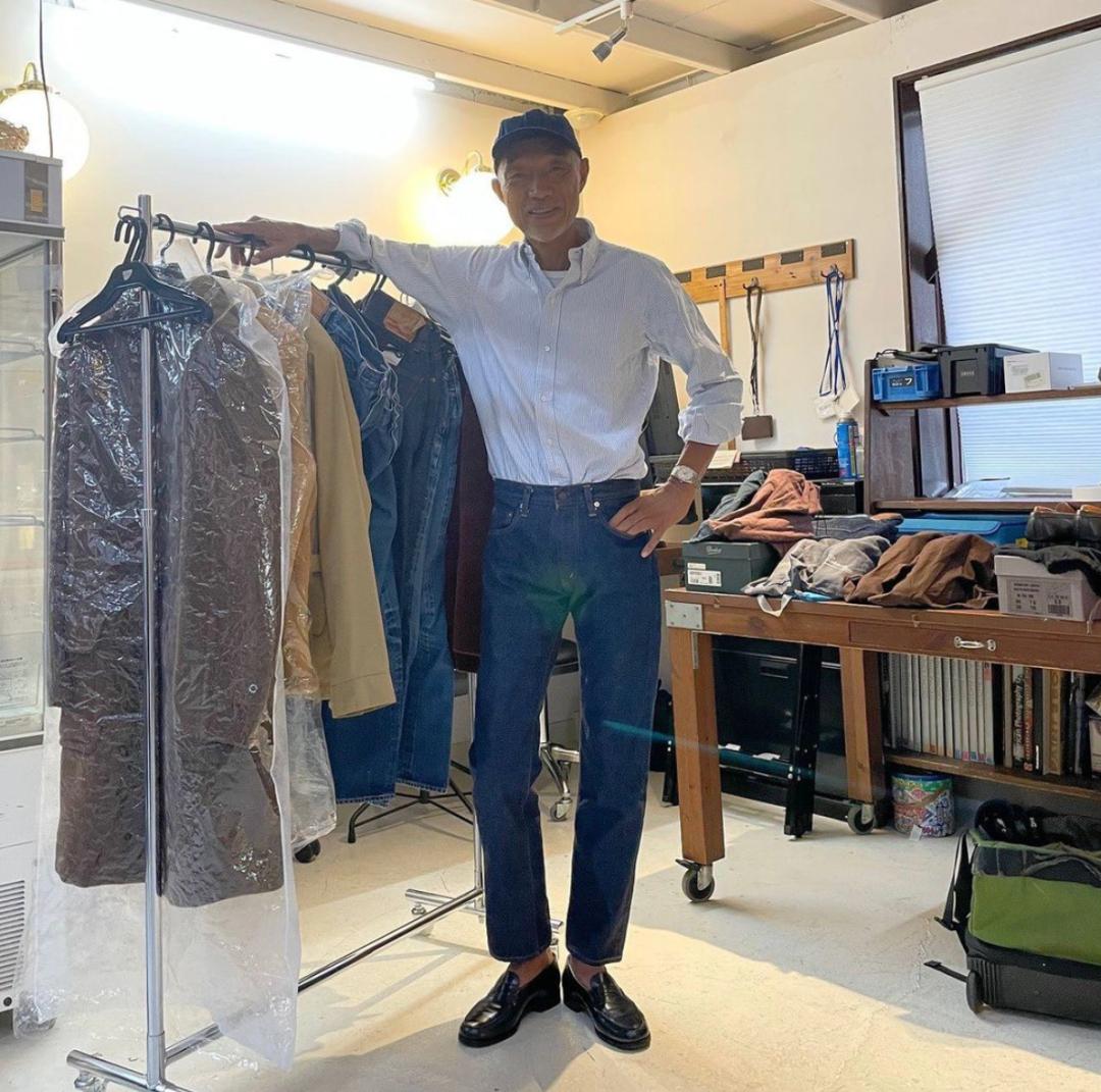 """日本巨匠林芳亨 凭什么被称为""""牛仔裤皇帝""""?"""