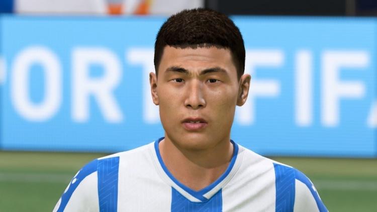 有变得更像吗?武磊FIFA系列游戏脸型进化史