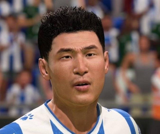 【博狗体育】有变得更像吗?武磊FIFA系列游戏脸型进化史