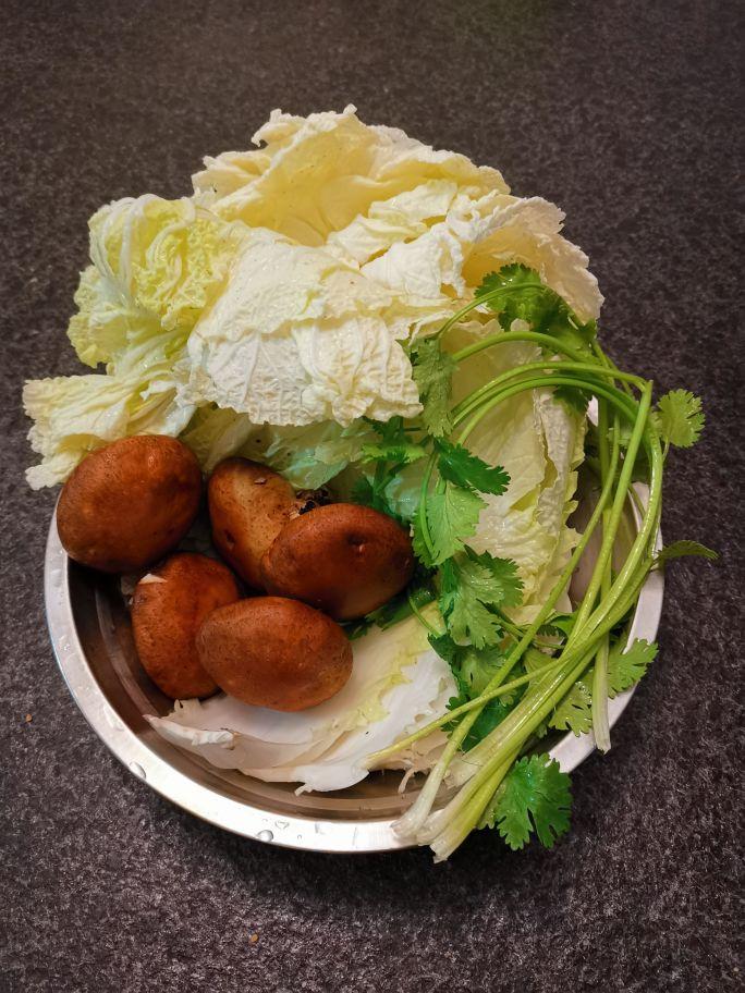 好吃家常菜:大白菜炖豆腐