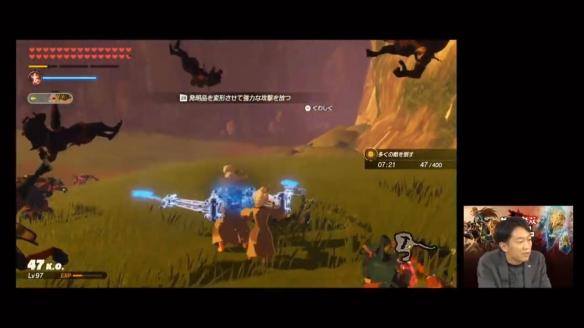 TGS21:《塞尔达无双:灾厄启示录》新DLC实机视频