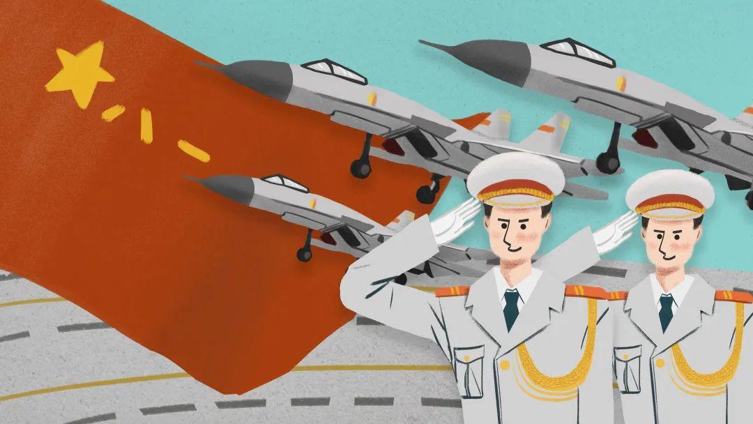 同学们准备好 空军海军来招飞了