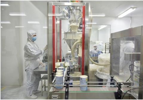 宝健中国将产品质量放在首位,保护消费者权益