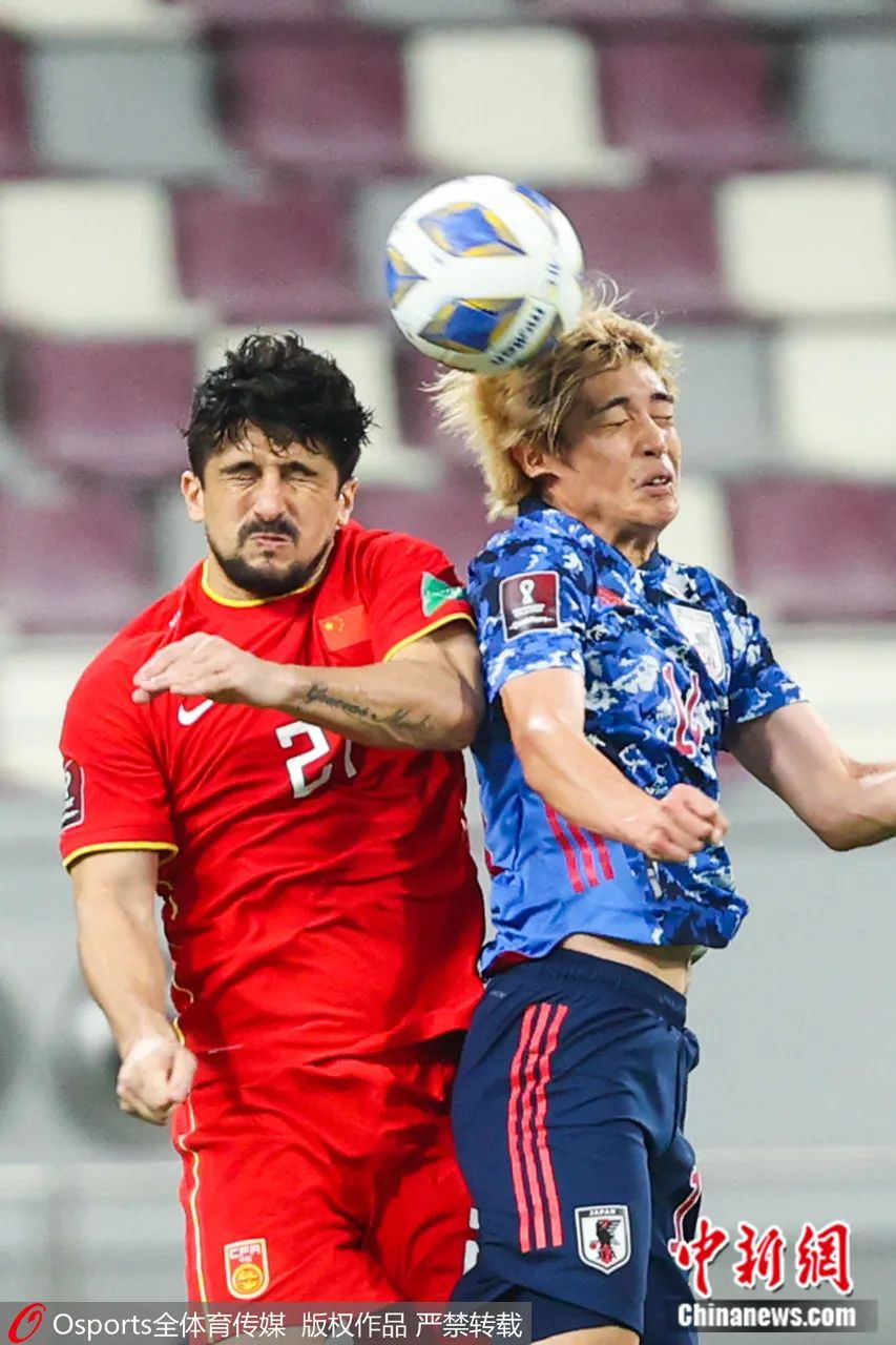 此前与日本队的比赛中,替补登场的洛国富就曾发挥出作用。图片来源:Osports全体育图片社