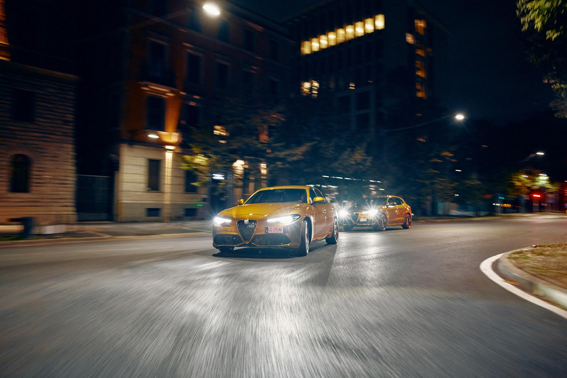 加入全新配色 阿尔法·罗密欧2款特别版车型官图