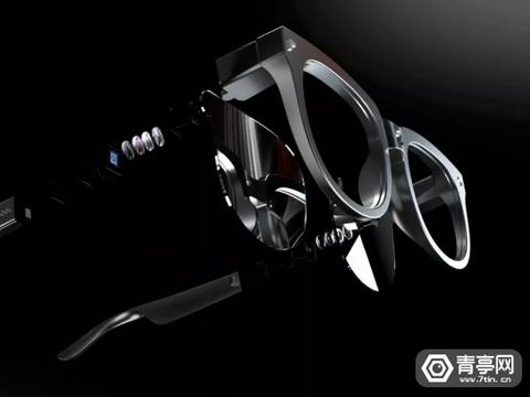 TCL雷鸟创新发布AR眼镜:MicroLED+全息光波导