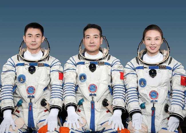 神舟十三号入驻我国空间站!媒体猜测:叶光富未来或有特殊使命