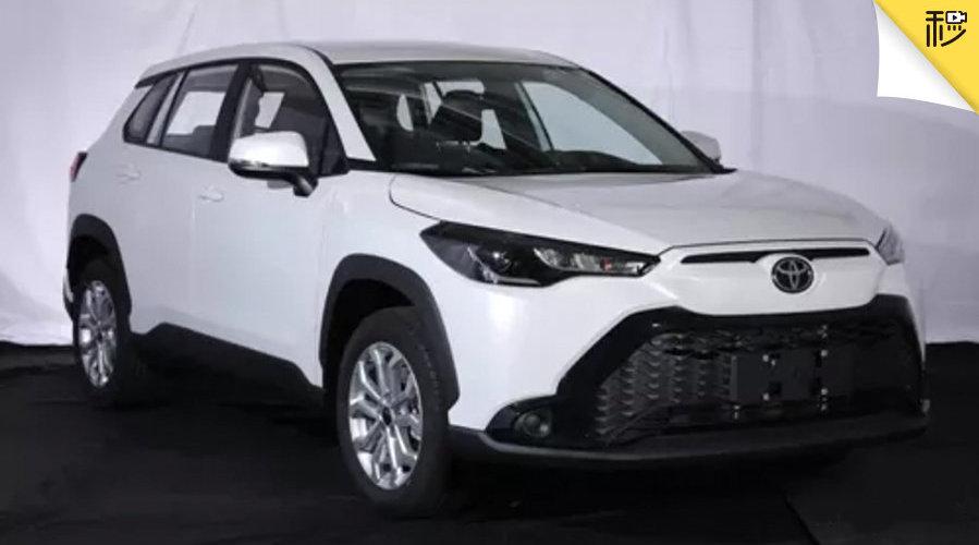 视频:又添新丁 雷凌拉高变SUV?