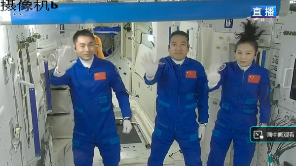 神舟飞船再叩苍穹 中国空间站开启有人长期驻留时代