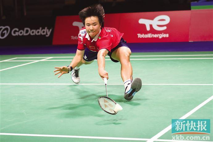中国队横扫泰国队晋级决赛