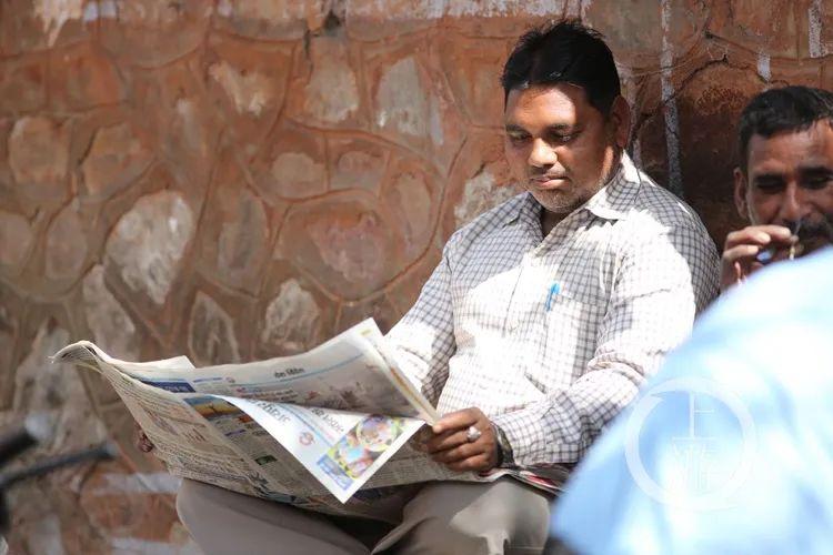 提问:印度媒体为什么老编瞎话?