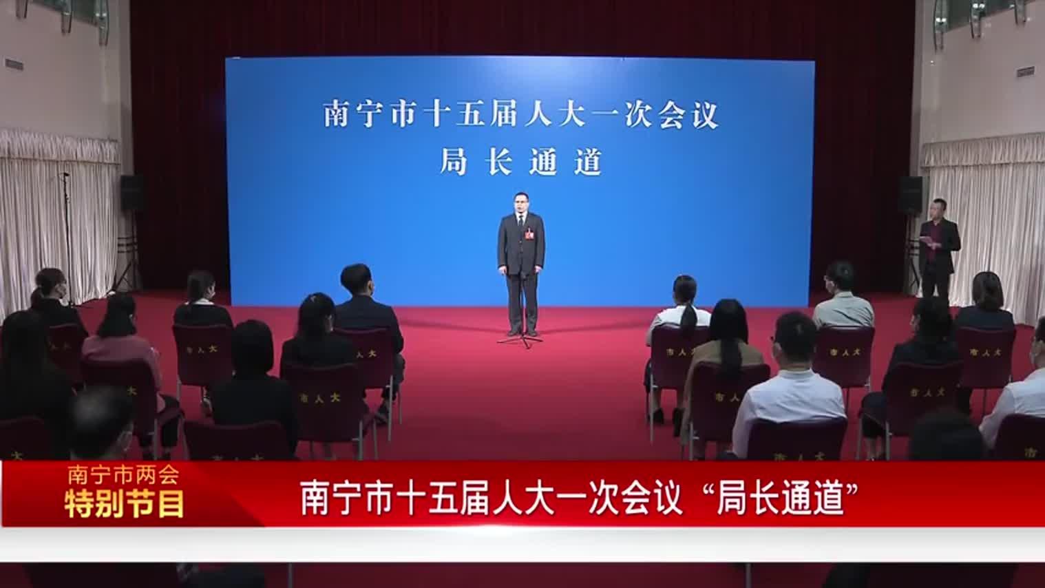 """""""两会""""局长通道——宁世朝:帮助65万困难群众圆了""""安居梦"""""""