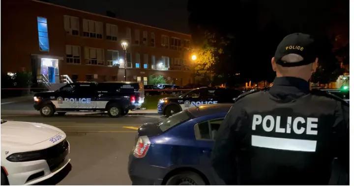 加拿大校园爆袭击,16岁男孩被捅死,浑身是血求救,师生吓傻