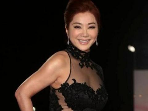 65岁陈美凤想恋爱,5亿身家不愿分给男友,曾与唐嫣前男友传绯闻