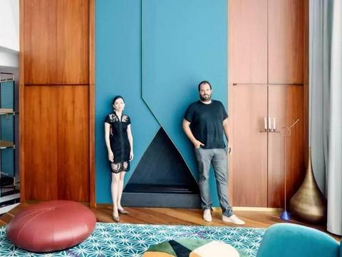 土豪夫妻的家,800平超大空间加上精心设计,是我们住不起的感觉