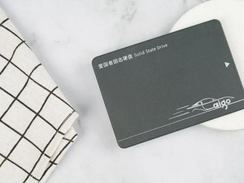 aigo国民好物SATA3.0固态硬盘S500测评:价低好用,体验升级