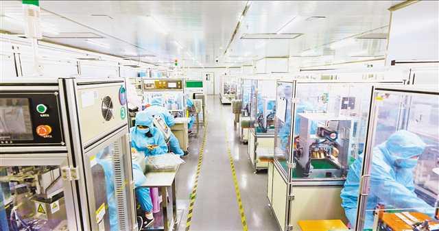 开州构筑绿色产业体系推动转型升级