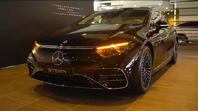 视频:梅赛德斯-奔驰公布了EQS在德国的定价……